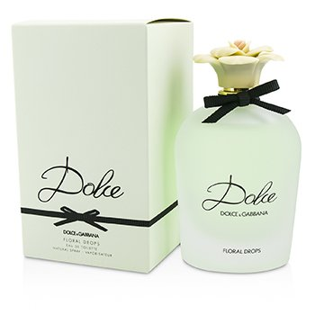 Dolce & Gabbana Dolce Floral Drops Eau De Toilette Spray  150ml/5oz