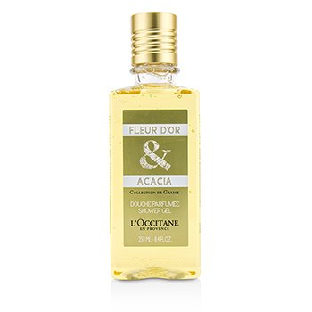 L'Occitane Fleur D'Or & Acacia Shower Gel  250ml/8.4oz