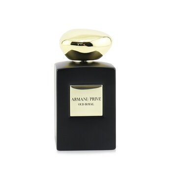 Giorgio Armani Prive Oud Royal Eau De Parfum Intense Spray  100ml/3.4oz