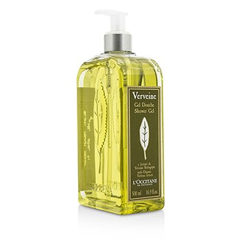 L'Occitane Verveine (Verbena) Shower Gel  500ml/16.9oz