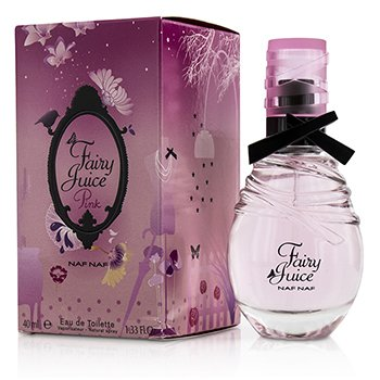 Naf-Naf Fairy Juice Pink Eau De Toilette Spray  40ml/1.33oz