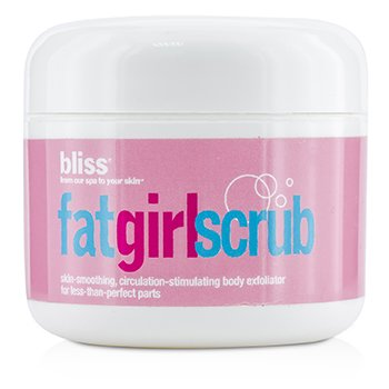 Bliss Fat Girl Scrub (Travel Size)  50ml/1.7oz