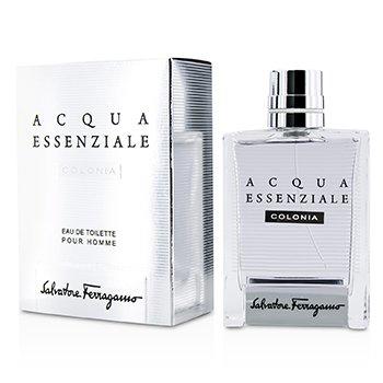 Salvatore Ferragamo Acqua Essenziale Colonia Eau De Toilette Spray  100ml/3.4oz