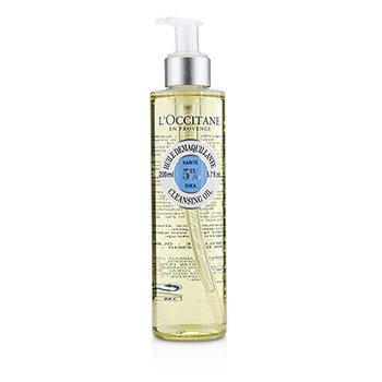 L'Occitane Shea Cleansing Oil  200ml/6.7oz