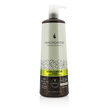 Macadamia Natural Oil Professional Weightless Moisture Champú  1000ml/33.8oz