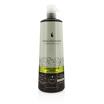 Macadamia Natural Oil Professional Weightless Moisture Acondicionador  1000ml/33.8oz