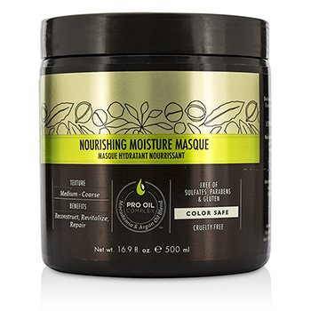 Macadamia Natural Oil Professional Nourishing Moisture Mascarilla  500ml/16.9oz