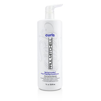 Paul Mitchell Curls Spring  Acondicionador Combate Frizz  1000ml/33.8oz