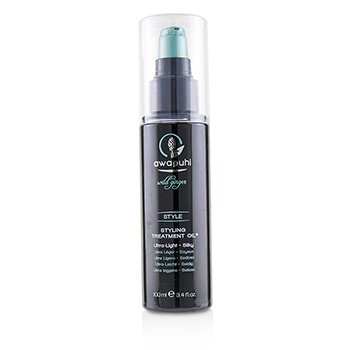Paul Mitchell Awapuhi Wild Ginger Styling Treatment Oil (Ultra Light - Silky)  100ml/3.4oz