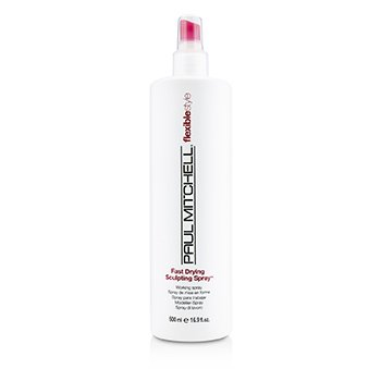 Paul Mitchell Flexible Style Fast Drying Sculpting Spray (Working Spray)  500ml/16.9oz