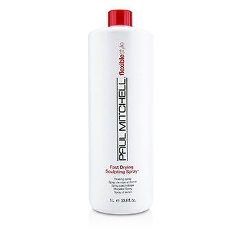 Paul Mitchell Flexible Style Spray  Secado Rápido (Spray Acabado)  1000ml/33.8oz