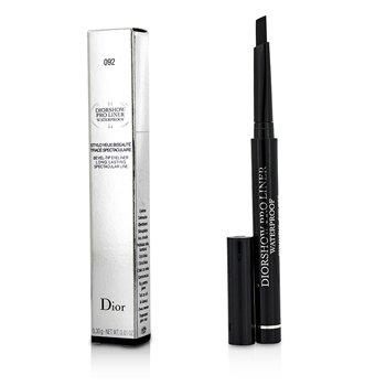 迪奥  后台专业眼线笔 - #092 Pro Black  0.3g/0.01oz