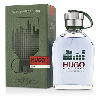 Hugo Boss Hugo Eau De Toilette Spray (Edici�n Limitada M�sica)  125ml/4.2oz