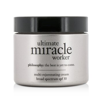 Philosophy Ultimate Miracle Worker Multi-Rejuvenating Cream SPF 30  60ml/2oz
