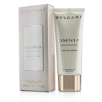 Bvlgari Omnia Crystalline L'Eau De Parfum Λοσιόν Σώματος  100ml/3.4oz