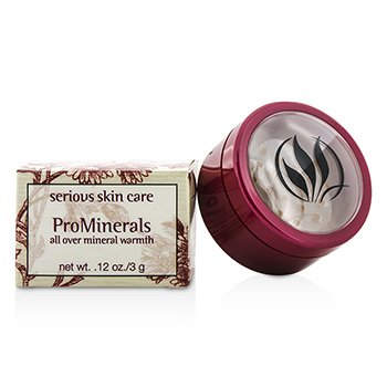 Serious Skincare ProMinerals All Over Mineral Warmth Loose Powder - Sunny Disposition  3g/0.12oz