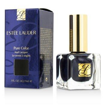 Estée Lauder Pure Color Nail Lacquer - # GM Blue Blood  9ml/0.3oz