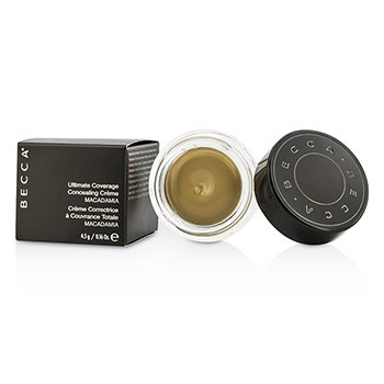 Becca Ultimate Coverage Concealing Creme - # Macadamia  4.5g/0.16oz