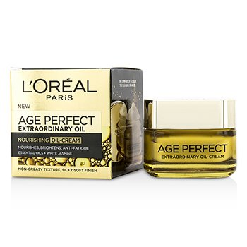 L'Oreal Age Perfect Extraordinary Oil - Nourishing Oil-Cream  50ml/1.7oz