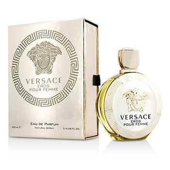 Versace Eros Eau De Parfum Spray  100ml/3.4oz