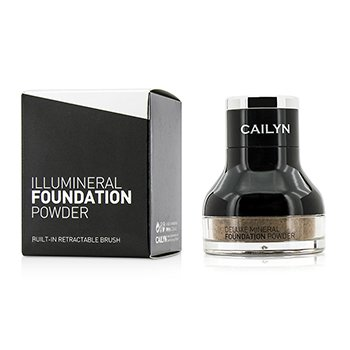 Cailyn Illumineral Foundation Powder - #08 Dark Tan  4g/0.14oz