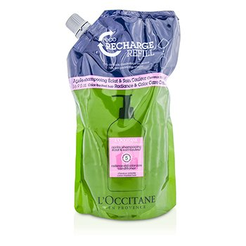 L'Occitane Aromachologie Radiance and Color Care Conditioner Eco-Refill (For Color-Treated Hair)  500ml/16.9oz