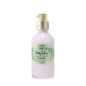 Sabon Body Lotion - Lavender Apple (With Pump)  200ml/7oz