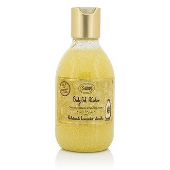 Sabon Body Gel Polisher - Patchouli Lavender Vanilla  300ml/10oz