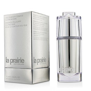La Prairie Cellular Eye Essence Platinum Rare  15ml/0.5oz
