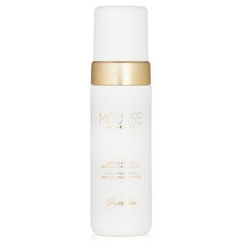 Guerlain Pianka do oczyszczania twarzy Pure Radiance Cleanser - Mousse De Beaute Gentle Foam Wash  150ml/5oz