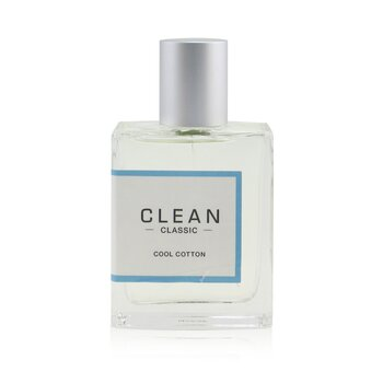 Clean Clean Cool Cotton Eau De Parfum Spray  60ml/2.14oz