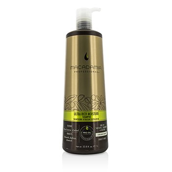 Macadamia Natural Oil Professional Ultra Rich Moisture Shampoo  1000ml/33.8oz