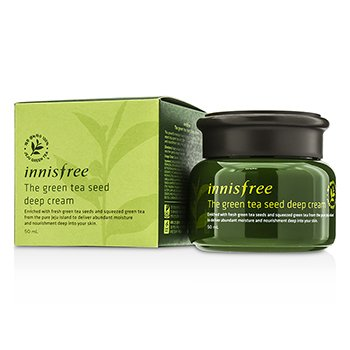 Innisfree The Green Tea Seed Cremă Intensă  50ml/1.69oz