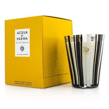 Acqua Di Parma Murano Glass Perfumed Candle - Mogano (Mahogany)  200g/7.05oz