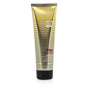 Redken Frizz Dismiss FPF40 Rebel Tame Crema Control Suavizante Sin Enjuague (Para Cabello Grueso)  250ml/8.5oz