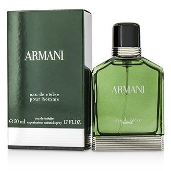 Giorgio Armani Armani Eau De Cedre Apă de Toaletă Spray  50ml/1.7oz