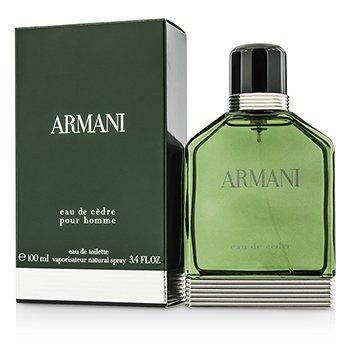 Giorgio Armani Armani Eau De Cedre Apă de Toaletă Spray  100ml/3.4oz