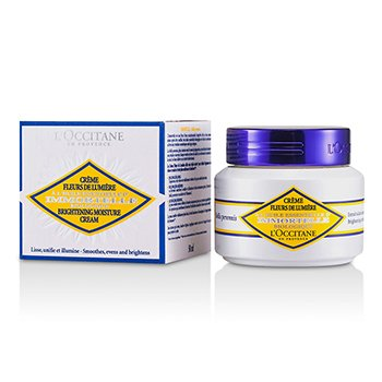 L'Occitane Immortelle Brightening Moisture Cream  50ml/1.7oz