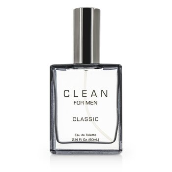 Clean Clean For Men Classic Eau De Toilette Spray  60ml/2.14oz