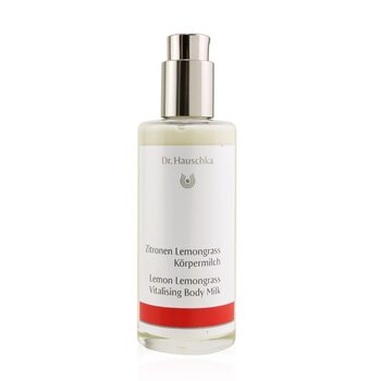 Dr. Hauschka Lemon Lemongrass Vitalizing Body Milk  145ml/4.9oz