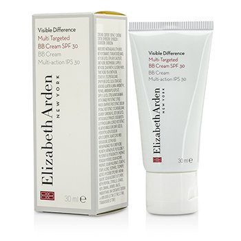 Elizabeth Arden Visible Difference Multi Targeted Crema BB  SPF30 - #03 Spice  30ml/1oz