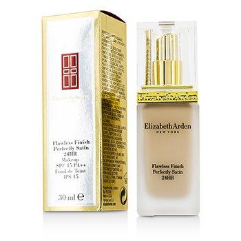 Elizabeth Arden Flawless zakončující Perfectly Satin 24HR Makeup SPF15 - #01 Alabaster  30ml/1oz
