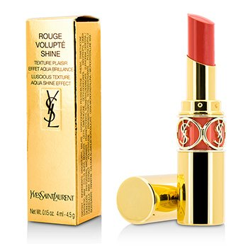 Yves Saint Laurent Rouge Volupte Brillo - # 30 Coral Ingenious  4.5g/0.15oz