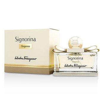 Salvatore Ferragamo Signorina Eleganza Eau De Parfum Spray  50ml/1.7oz