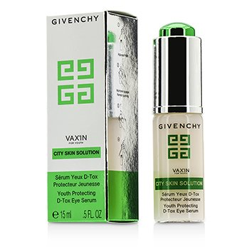 Givenchy سيرم العيون الواقي Vax'In For Youth City Skin Solution Youth  15ml/0.5oz