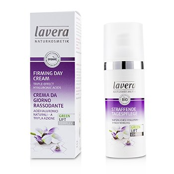 Lavera Karanja Oil & Organic White Tea Firming Day Cream  50ml/1.6oz