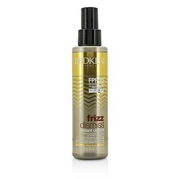 רדקן Frizz Dismiss FPF30 Instant Deflate Leave-In Smoothing Oil Serum- שמן סרום החלקה ללא שטיפה לשיער בינוני/גס  125ml/4.2oz