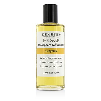 Demeter Atmosphere Diffuser Oil - Gingerale  120ml/4oz