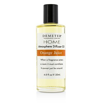 Demeter Atmosphere Олія для Дифузора - Orange Juice  120ml/4oz