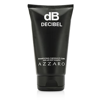 Loris Azzaro Decibel شامبو الشعر والجسم ( بدون علبة )  150ml/5oz
